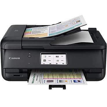 מדפסת מומלצת Canon Pixma TR8520 Wireless Home Office All-In-One Printer