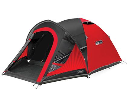 אוהל קמפינג זול Coleman Blackout 4 Festival Dom