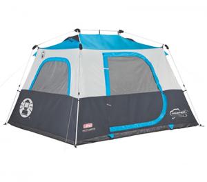 אוהל קמפינג מרווח Coleman Instant tent 6