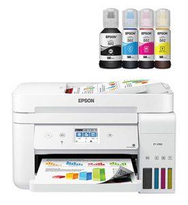 מדפסת מומלצת Epson EcoTank ET-4760 All-In-One