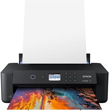 מדפסת מומלצת Epson Expression Photo HD XP-15000 Wide-Format Inkjet
