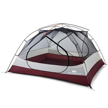 REI Half Dome 4 Plus אוהל קמפינג