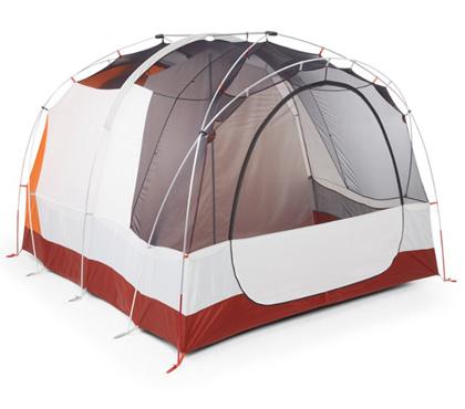 REI Kingdom 6 אוהל קמפינג