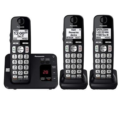 טלפון אלחוטי Panasonic KX-TGE433B