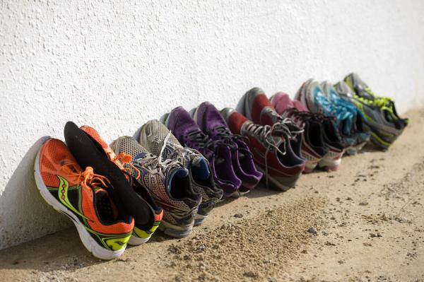נעלי ריצה מומלצות – סקירת הטובות ביותר לשנת 2020