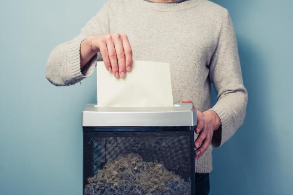 מגרסות נייר (משרדי) מומלצות – מעודכן 2021