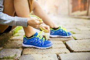 איך לבחור נעלי ריצה