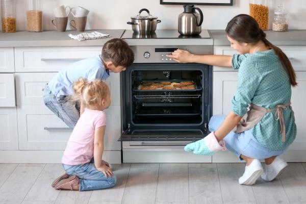 תנור בילד אין מומלץ – סקירת הטובים ביותר 2021